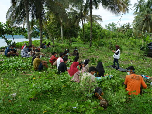 Earthquake Response in West Sulawesi,