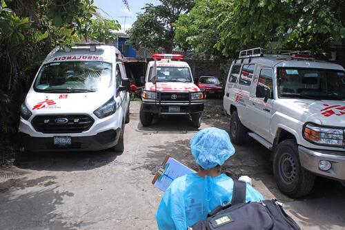 Increase in deaths Soyapango and San Salvador3