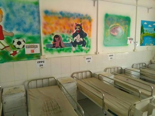 Lashkar Gah - Boost Hospital, Helmand, Afghanistan