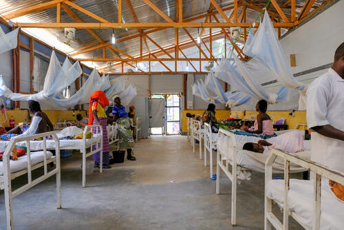 Maroua Regional Hospital - August 2019