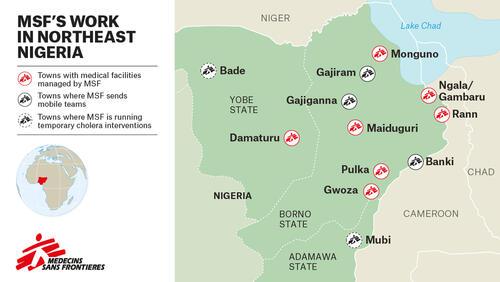 MSF's work in northeast Nigeria - ENGLISH VERSION