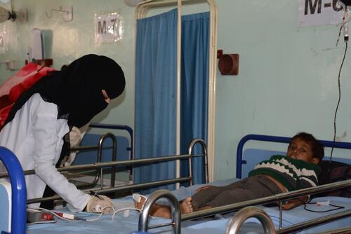 Yemen: Ad Dhale Closure