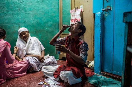 MSF TB Treatment in Mumbai, India