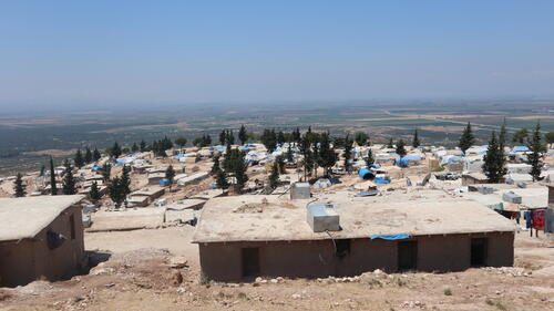 Syria: Situation in Idlib deteriorates dramatically