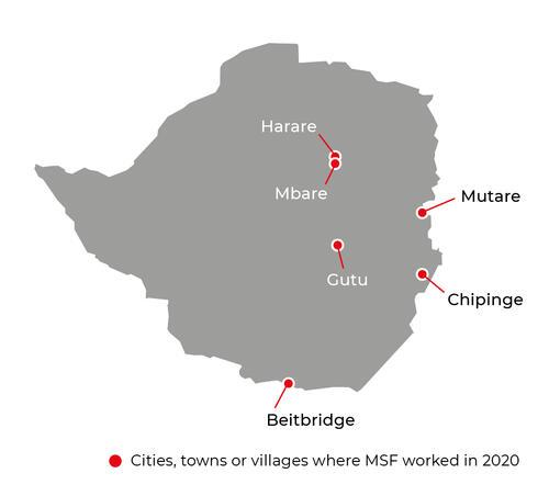 Zimbabwe Activities 2020