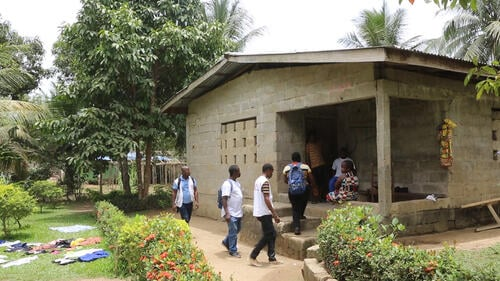 Liberia - mental health