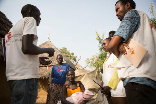 War-Weary South Sudanese find emergency medical care in Ethiopia