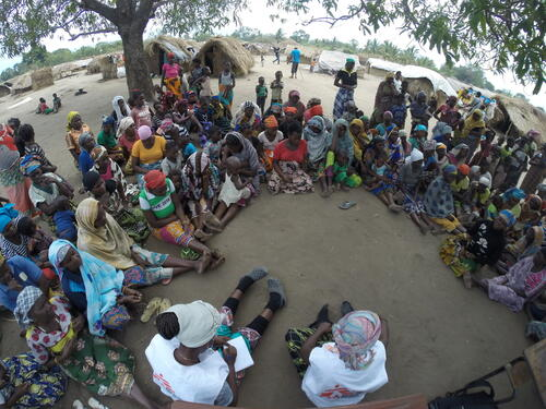 The growing impact of the conflict in Cabo Delgado