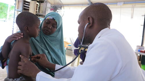 Measles outbreak in Maiduguri