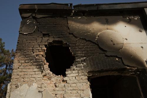 Kunduz Hospital Aftermath - 14 Oct 2015