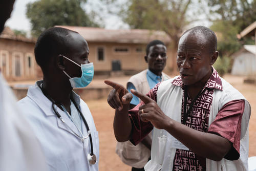 Coronavirus COVID-19 Intervention in South Sudan