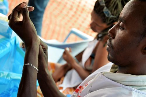 PCV vaccination in Leitchuor camp