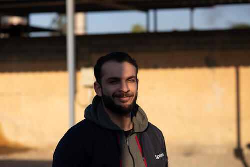 "IRAQ – The ""Behind the scenes"" humanitarians / Suhaib Majed"