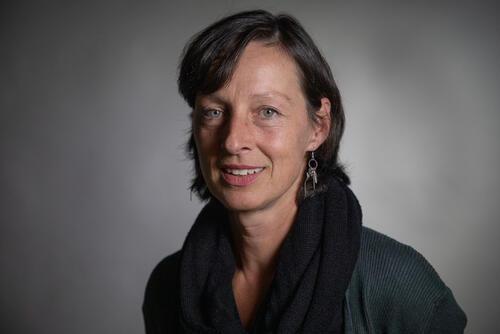 Christine Jamet - Director of Operations, MSF Switzerland