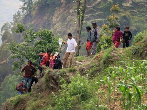 Medical Evacuation in Walapa, Dolaka District