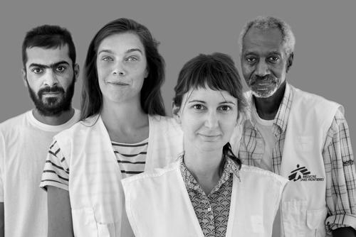 Katsikas MSF staff portrait