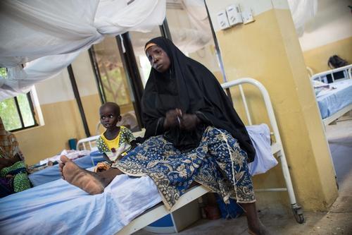 ITFC Damaturu General Hospital Yobe State Nigeria