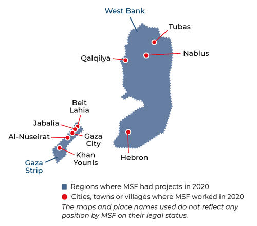 Palestine Activities 2020