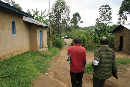 Building trust with the communities in an Ebola affected region