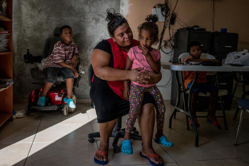 Desperate journey: Fleeing invisible wars in Central America