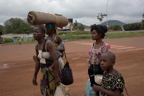 IPD - Airport Bangui CAR