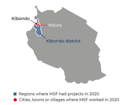 Tanzania Activities 2020