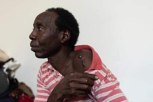 Libya: Crisis Within a Crisis - Muawia Testimony