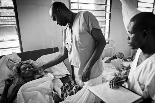 Centre Hospitalier Kabinda (Bureau SIDA- MSF Kinshasa)