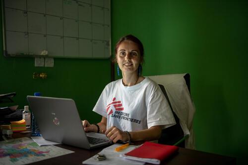 Project Coordinator Simona Onidi