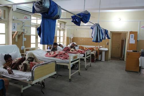 District Headquarter Hospital