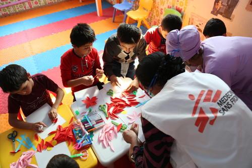 Paediatric TB Care - Dushanbe