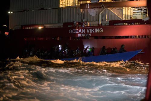 Ocean Viking - Rotation 5
