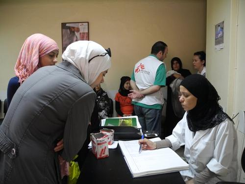 Lebanon, Tripoli – Bringing healthcare to neighbourhoods isolated by sectarian violence