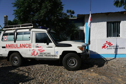 MSF | Amhara Region