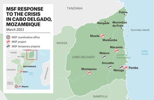 MAP –MSF response to the crisis in Cabo Delgado – EN
