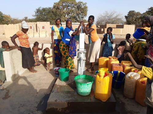 Eastern Burkina Faso: Out of sight, people suffer from violence, diseases and lack of water