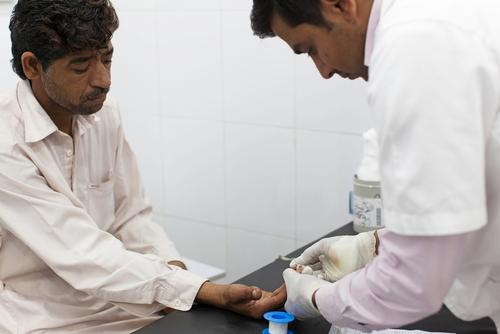 MSF Clinic Hepatitis C Unit