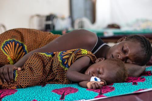 Largest measles outbreak: MSF intervenes in Kongo Central