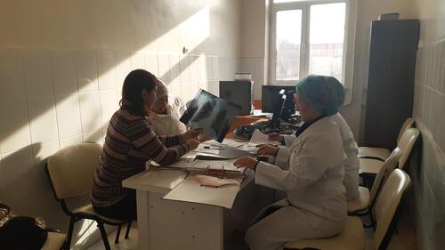 MSF TB Project |  Amudarya rayon (district), Karakalapakstan