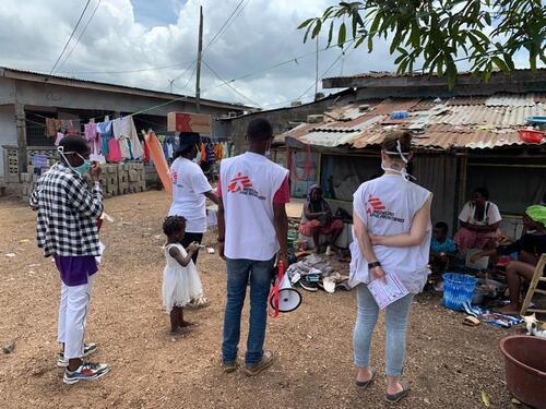 Covid-19 Response in Liberia