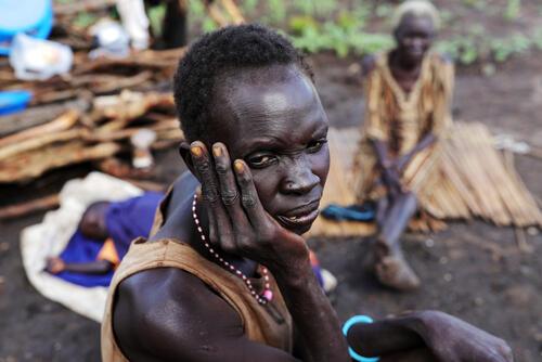 اللاجئون من جنوب السودان في أوغندا