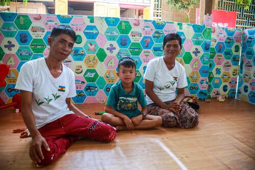 Overcoming MDR-TB in Conflict: Aik Jong/Aye Htwe/Aung
