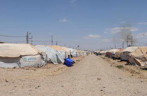 Laylan Camp: Kirkuk, Iraq