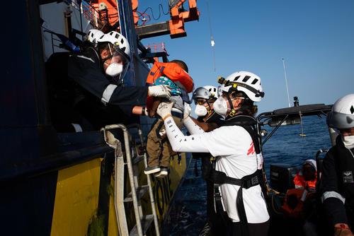 Rotation 1; Rescue 2, 23.08.2020