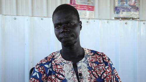 Tackling TB in Sudan