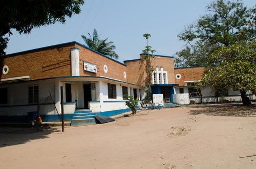 DRC: Paediatric care in Manono General Hospital