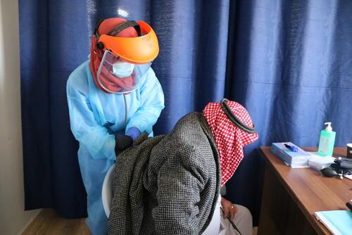 Hebron- Medical Activities