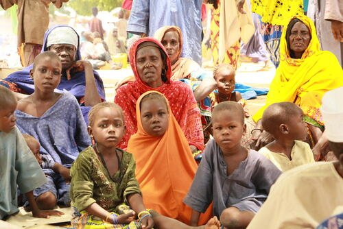 Providing Emergency Nutritional and Paediatric care in Bama, Borno State.