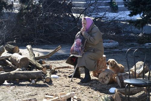 Ukraine - Support to the inhabitants of Debaltsevo