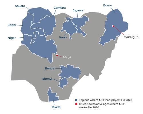 Nigeria Activities 2020